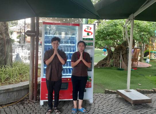 Máy bán hàng tự động nâng tầm du lịch, Máy bán hàng tự động nâng tầm du lịch Việt, TSE