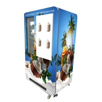 Máy bán dừa tự động chất lượng cao phân phối bởi TSE