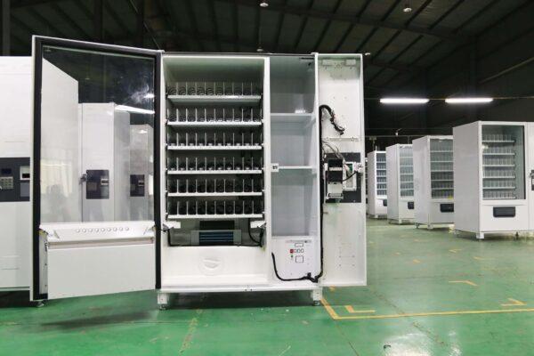 chi tiết máy bán hàng tự động TSE - V01