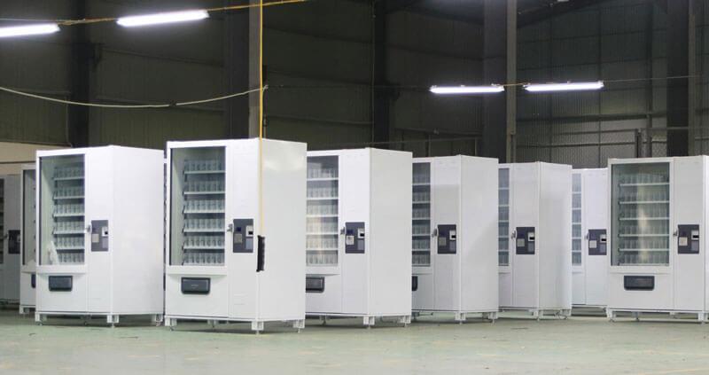Nhà sản xuất máy bán hàng tự động TSEvending