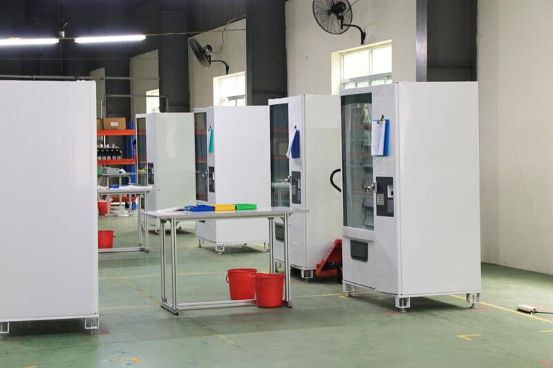 TSE vending nhà sản xuất máy bán hàng tự động uy tín tại VN