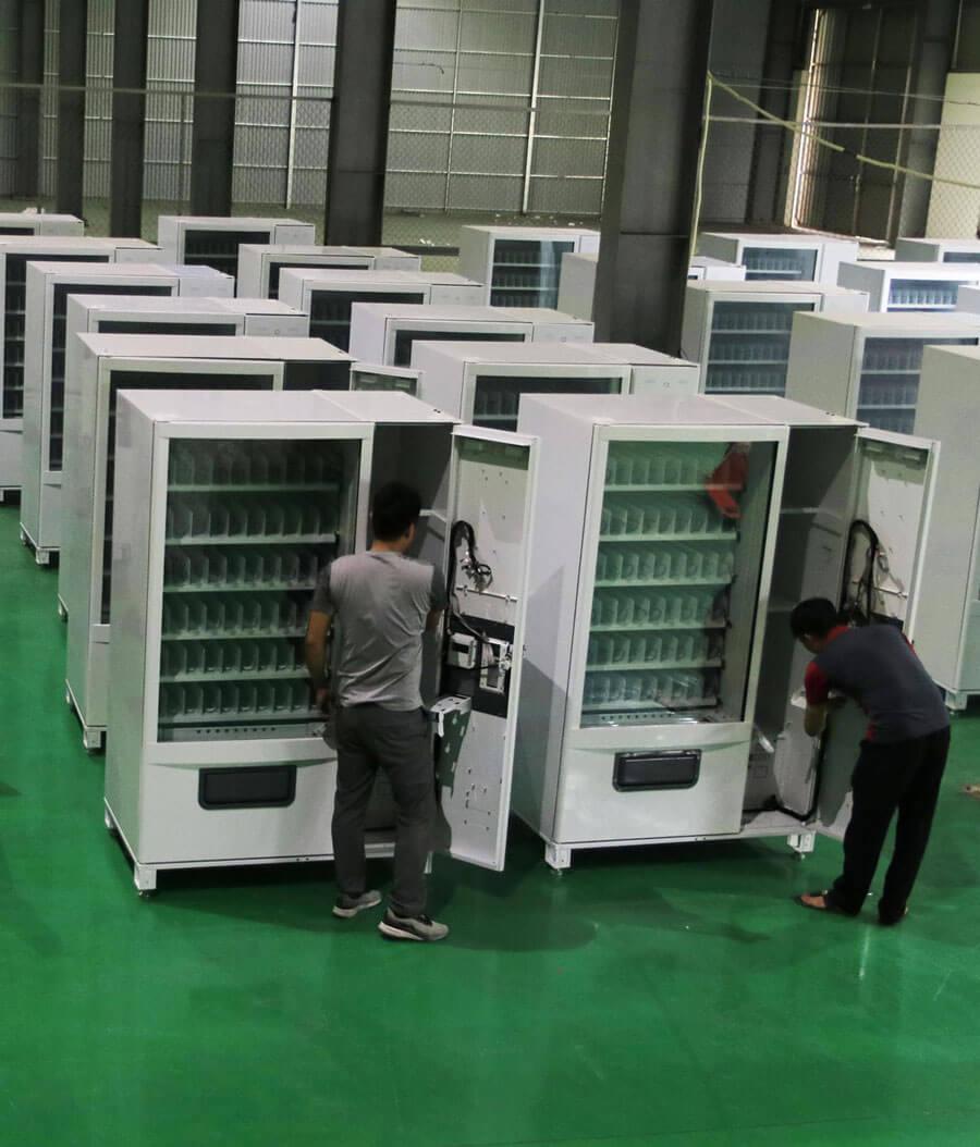 Trung tâm bảo hành máy bán hàng tự đôngtse
