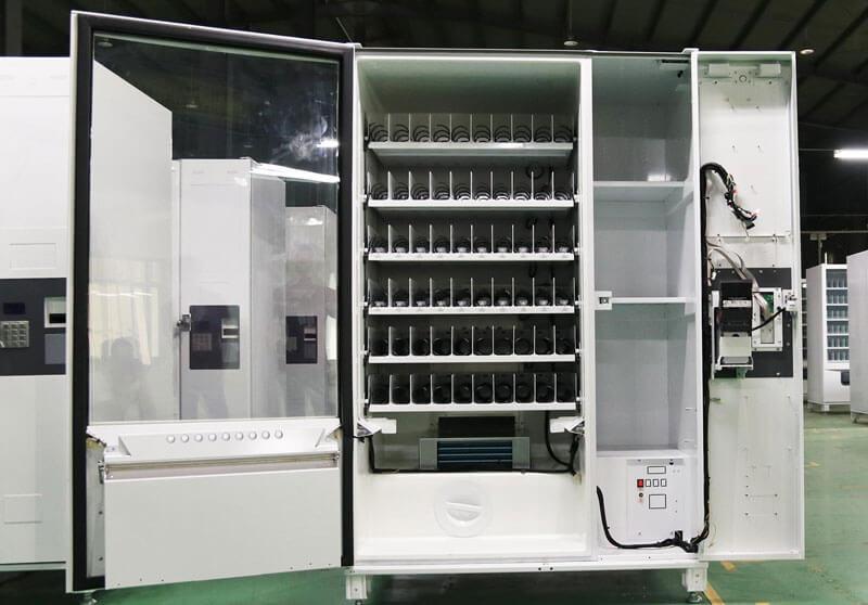 Vỏ máy bán hàng tự động Tsevending