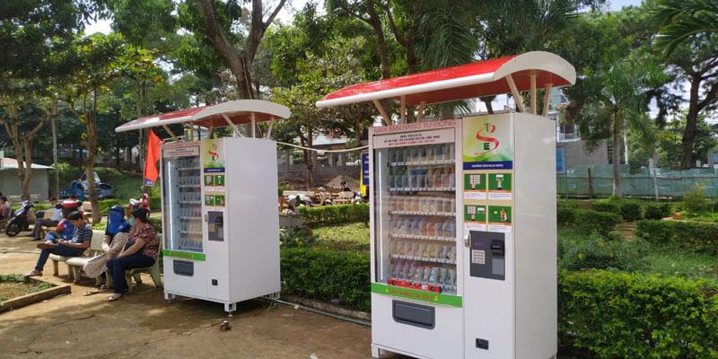 Mô hình kinh doanh máy bán hàng tự động tại việt nam