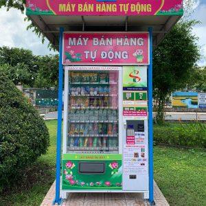 may ban hang tu dong cua 1 doanh nghiep dong thap dau tu ⭐⭐⭐⭐⭐ Nhà cung cấp máy Bán Hàng Tự Động, TSE Máy bán nước tự động Số 1