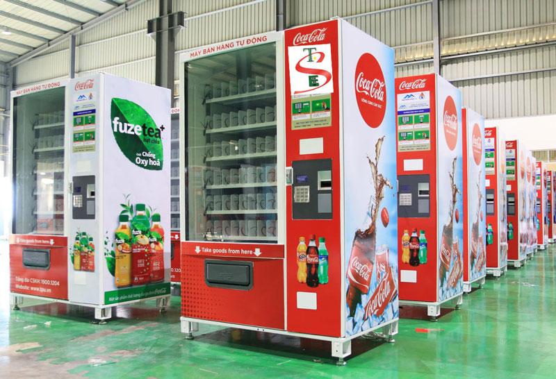 may ban hang tu dong tse hcm ⭐⭐⭐⭐⭐ Nhà cung cấp máy Bán Hàng Tự Động, TSE Máy bán nước tự động Số 1