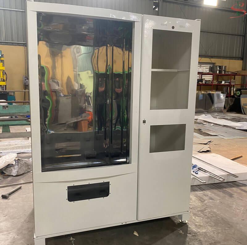 Sản xuất máy bán hàng tự động theo yêu cầu