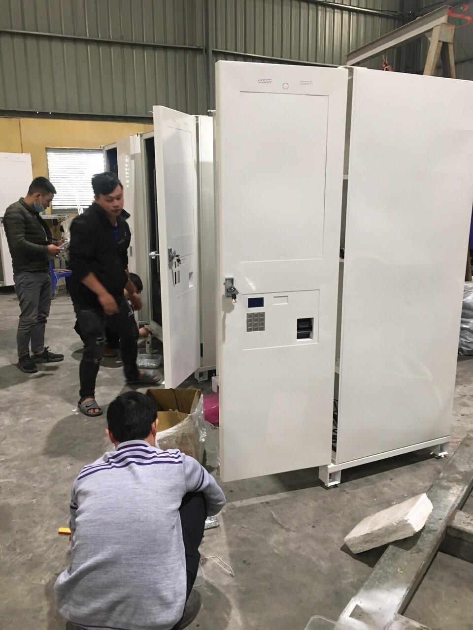 nha san xuat may ban hang tu dong ⭐⭐⭐⭐⭐ Nhà cung cấp máy Bán Hàng Tự Động, TSE Máy bán nước tự động Số 1