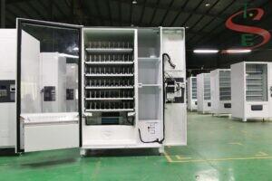 chi tiet may ban hang tu dong TSE V01 ⭐⭐⭐⭐⭐ Nhà cung cấp máy Bán Hàng Tự Động, TSE Máy bán nước tự động Số 1