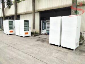 máy nhỏ ⭐⭐⭐⭐⭐ Nhà cung cấp máy Bán Hàng Tự Động, TSE Máy bán nước tự động Số 1
