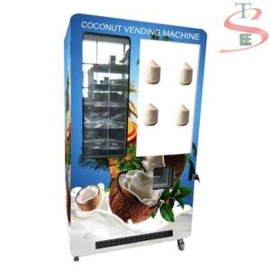 Mua máy bán dừa tự động